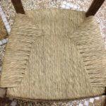 impagliatura a spicchi con erba palustre2