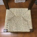 rifacimento sedia corda