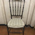 sedie cordino cinese