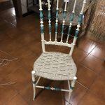 riparazione sedie impagliate genova